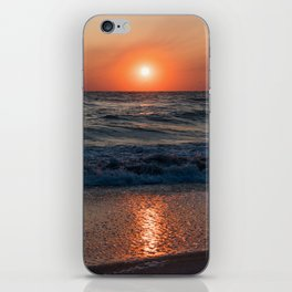 Canaveral Seashore Sunrise iPhone Skin