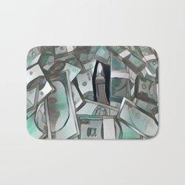 Counterfeit ice Bath Mat