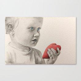 Got Your Heart Canvas Print