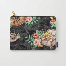 Pirate #5 Carry-All Pouch