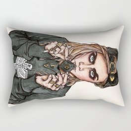 Cara Delevingne x Terry Richardson Rectangular Pillow