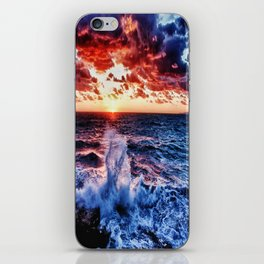 SuNset Waters iPhone Skin