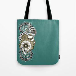 Hello 70s! Reef Tote Bag