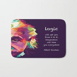 Logic Bath Mat