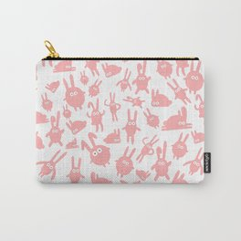 Pink bunnies Carry-All Pouch