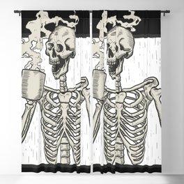Coffee Blackout Curtain