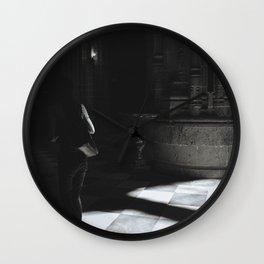 Churchstreet Angel Wall Clock