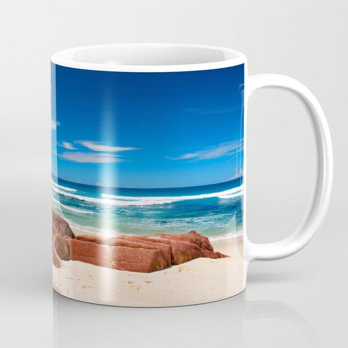 Seclusion Bay Coffee Mug