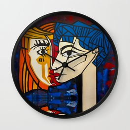 Jacqueline Wall Clock