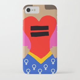 Equality - Latina Women's Rights iPhone Case