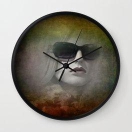 in the shop window -c- Wall Clock