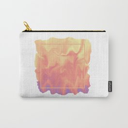 melting colors Carry-All Pouch