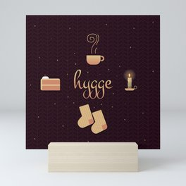Spirit of Hygge Mini Art Print