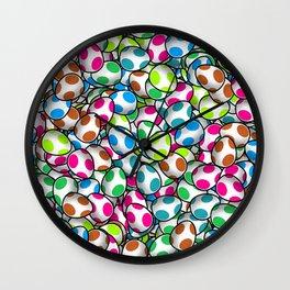 Dinosaur Egg Wall Clock