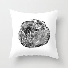 Scotts Pine Throw Pillow