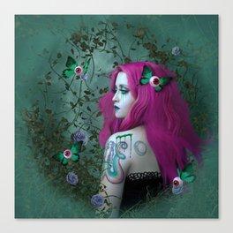 Amaranta - Stacy 16 Canvas Print