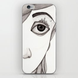 City-eye iPhone Skin