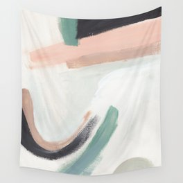 Just Peachy Wall Tapestry