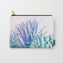 Pastel Palms Carry-All Pouch