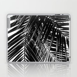 Tropical Vibes | Black and White Laptop & iPad Skin