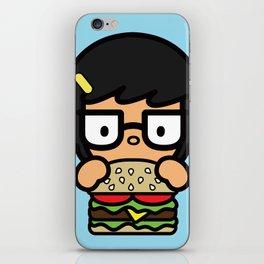 Hello Tina iPhone Skin