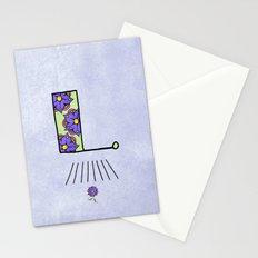 L l Stationery Cards