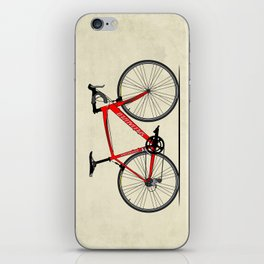 Specialized Racing Road Bike BicycleRoad Cycling iPhone Skin