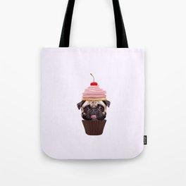 Pup Cake Tote Bag