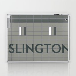 ISLINGTON   Subway Station Laptop & iPad Skin