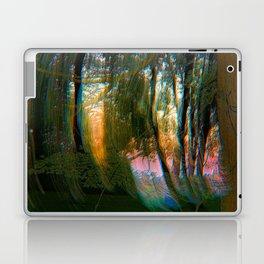 Trippy Trees Laptop & iPad Skin