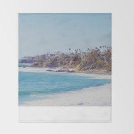 Laguna Shores Throw Blanket