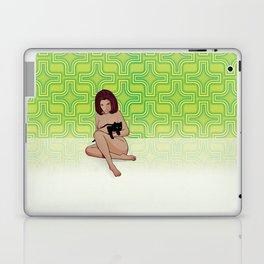 Nude Dimensions Nº3 Laptop & iPad Skin