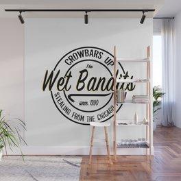 The Wet Bandits Wall Mural