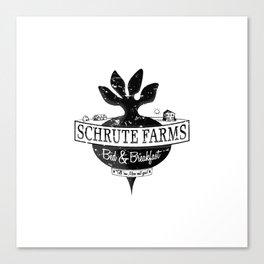Farms Canvas Print