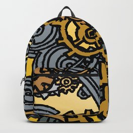 QUARTER TO FOUR Backpack