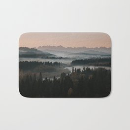 Good Morning! - Landscape and Nature Photography Bath Mat