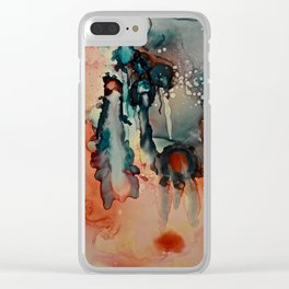 CORALINE SERIES-3 Clear iPhone Case