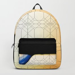 droplet with geometric Backpack