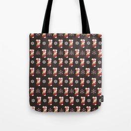 Stocking Love Tote Bag
