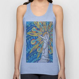 Election Day  Unisex Tank Top