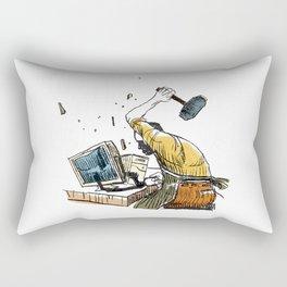 Hardware Rectangular Pillow