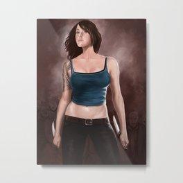 cover illustration Metal Print