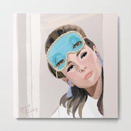 Holly Golightly  Metal Print