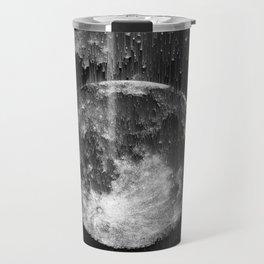 the moon, the end Travel Mug