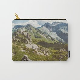 Swiss Alps Nature Landscape Carry-All Pouch