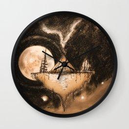 NIICH-My Home Wall Clock
