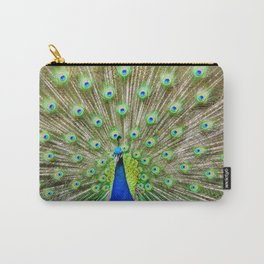 Let me see your Peacock Carry-All Pouch