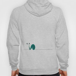 snail yourself Hoody