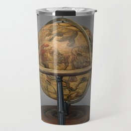 Historical Celestial Globe Photograph (1621) Travel Mug