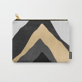 Four Mountains Carry-All Pouch